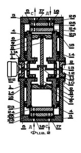 Двух поршневой насос-компрессор