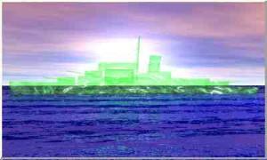 """Исчезновение эсминца """"Элдридж"""""""