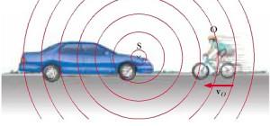Движение приемника к автомобилю